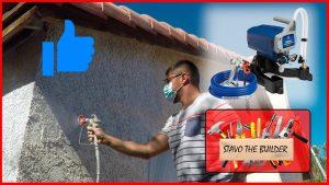 Como-Pintar-una-Casa-por-Fuera-paredes-del-exterior-Wall-Exterior-Painting