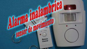 Alarma-inalambrica-sensor-de-movimiento