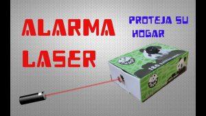 Alarma-laser-Sensor-de-movimientoIdeatronic