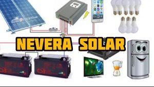 Como-instalar-PANELES-SOLARES-para-una-nevera