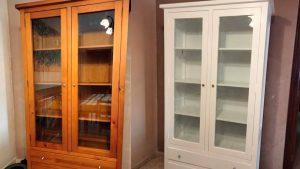 Como-pintar-un-mueble-de-madera.-Cambiamos-de-color-nuestra-vitrina-y-queda-asi-de-bonita