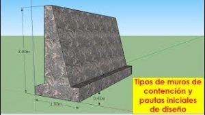 Muros-de-contencion-Tipos-y-su-dimensionamiento
