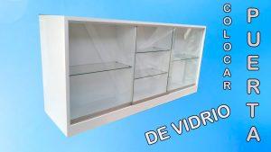 quotComo-INSTALAR-Puerta-De-VIDRIO-DESLIZANTE-En-MUEBLES-De-MADERA-Y-MELAMINAquot-Paso-A-Paso-Luis-Lovon